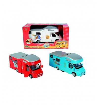 Camper mini Tri-color 203314320 Simba Toys- Futurartshop.com