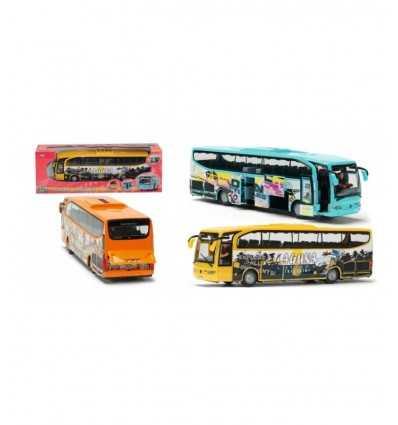Bus Urlaub in Tri-Color 27 cm Kupplung 3314826 Simba Toys- Futurartshop.com