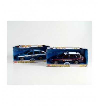 Les voitures de police et les carabiniers 24 cm 203353554009 Simba Toys- Futurartshop.com