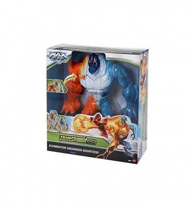 Max Steel fuego agua Elementor carácter CDX43 Mattel- Futurartshop.com