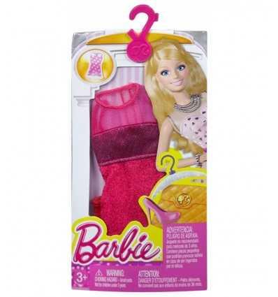 Red Tube Kleid Barbie CFX65/CFX68 Mattel- Futurartshop.com