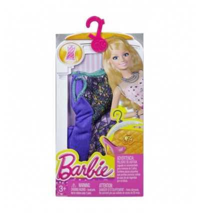 Barbie lange Röhre Kleid lila CFX65/CFX69 Mattel- Futurartshop.com