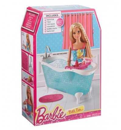 Barbie baño decoración CFG65/CFG69 Mattel- Futurartshop.com