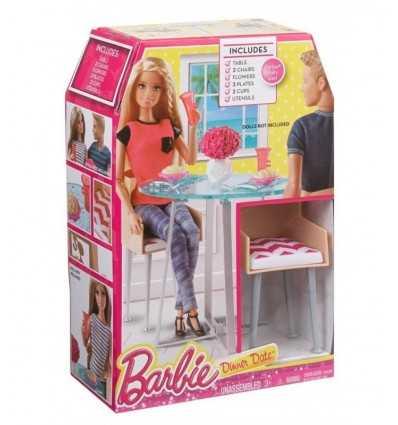 mobilier de salle à manger de Barbie CFG65/CGM01 Mattel- Futurartshop.com