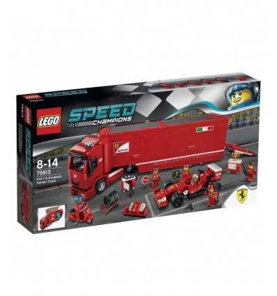 Transportör lastbil F14 T och stabil Fe 75913 Lego- Futurartshop.com