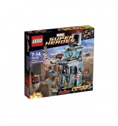 Atak Avengers Tower 76038 Lego- Futurartshop.com