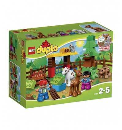 Skogens djur 10582 Lego- Futurartshop.com