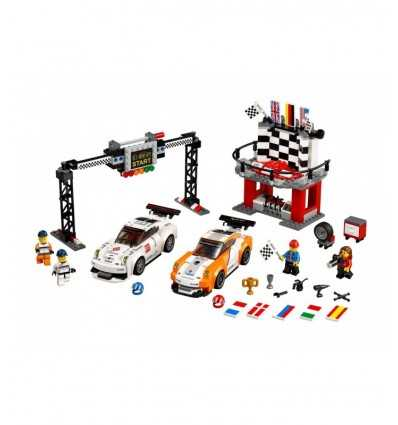 Linea del Traguardo Porsche 911 GT 75912 Lego-Futurartshop.com
