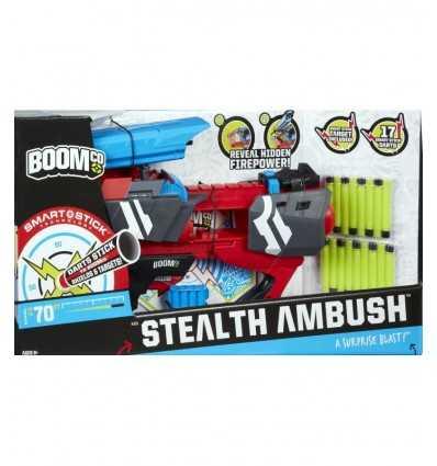 BoomCo Stealth embuscade CBP42 Mattel- Futurartshop.com