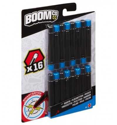 Dodatkowe rzutki 16 czarny BoomCo Y8621/CJR03 Mattel- Futurartshop.com