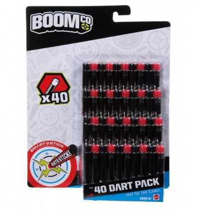 BoomCo negro 40 extra dardos CHP32/CHP34 Mattel- Futurartshop.com
