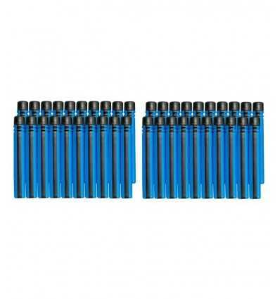 Zusätzliche Darts 40 BoomCo zweifarbig blau und schwarz CHP32/CFF09 Mattel- Futurartshop.com