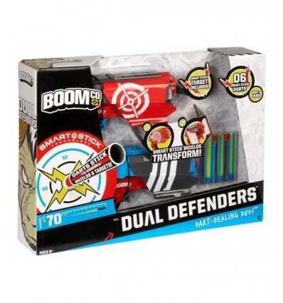 BoomCo Dual Defenders BGY63 Mattel-Futurartshop.com