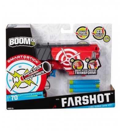 Dalekopał broń Boomco Y5728 Mattel- Futurartshop.com