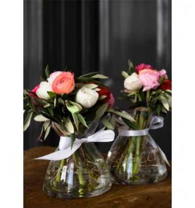 Стеклянная ваза с «especially for you», Ваза, специально для вас 111610 - Futurartshop.com