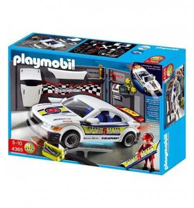 Playmobil racing car pit stop 4365 Playmobil- Futurartshop.com