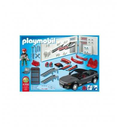 Sports car shop with sounds 4366 Playmobil- Futurartshop.com