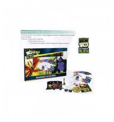 álbum Maxi juego y color Ben10 GPZ08310 Giochi Preziosi- Futurartshop.com