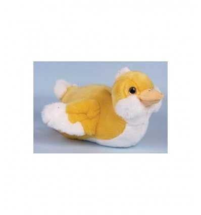 Canard en peluche allongé de 27 cm 8014966829065 Globo- Futurartshop.com