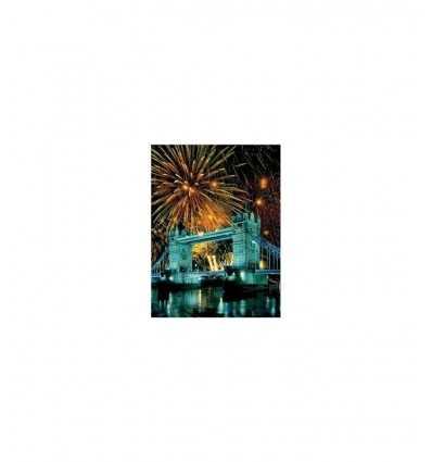 Tower bridge 1000 Triominos de Londres 133453 Ravensburger- Futurartshop.com