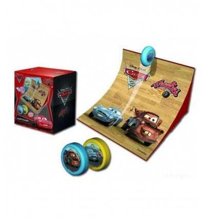 Cars 2-Wheelies mit Startrampe 3089516 Simba Toys- Futurartshop.com