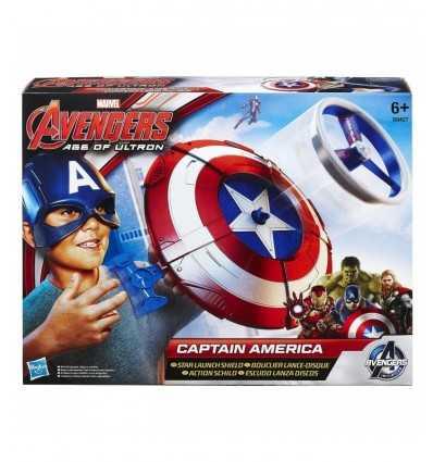 キャプテン アメリカのシールド ディスク槍 B0427EU40 Hasbro- Futurartshop.com