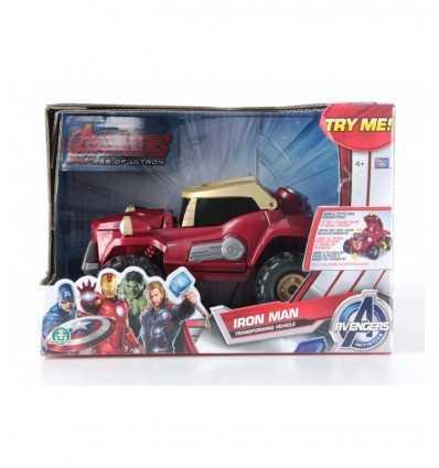 vehículo con carácter de hombre de hierro GPZ20705/IRO Giochi Preziosi- Futurartshop.com