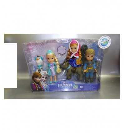 Personajes mini 5 Frozen GPZ18534 Giochi Preziosi- Futurartshop.com