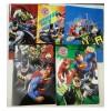 Livre de poche superheroes rigo q 111827 Accademia- Futurartshop.com