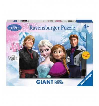 puzzle forever sisters Elsa and Anna 24 pieces 054381 Ravensburger- Futurartshop.com