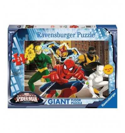 Floor puzzle 24 pièces Spiderman 054398 Ravensburger- Futurartshop.com