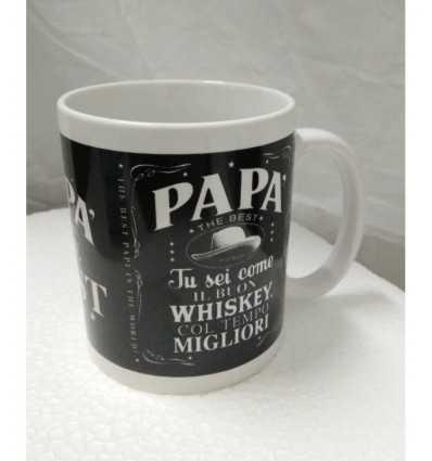 Cup pappa du är lik bra whisky över tiden bästa 4773 4 Cartorama- Futurartshop.com