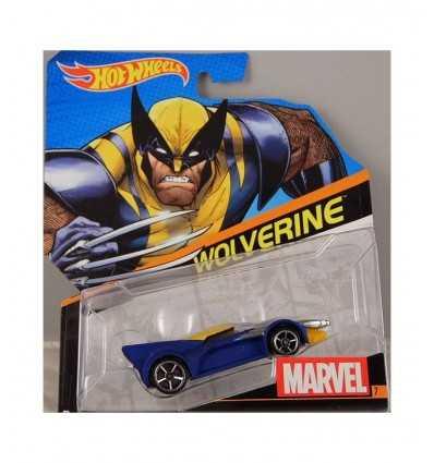 Hot wheels car character Wolverine BDM71/BDM81 Mattel- Futurartshop.com