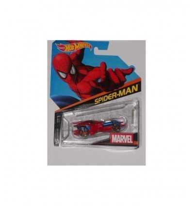 Человек-паук автомобиль BDM71/BDM72 Mattel- Futurartshop.com