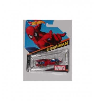 Voiture Spiderman BDM71/BDM72 Mattel- Futurartshop.com