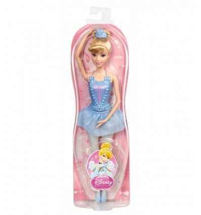 Baleriny Disney Princess Cinderella X9341/X9342 Mattel- Futurartshop.com
