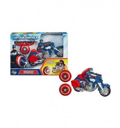 キャプテン アメリカの自転車のランス シールズします。 HA-A6301 Grandi giochi- Futurartshop.com