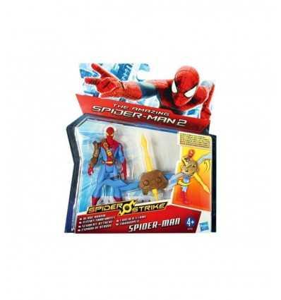 personnage Spiderman avec trois lames A5700E270/A5704 Hasbro- Futurartshop.com