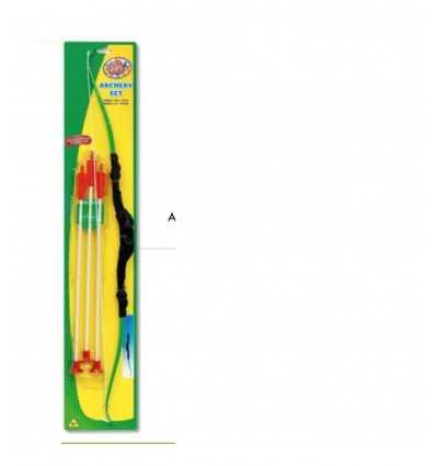 łuk z 3 przyssawki strzałki RDF50904 Giochi Preziosi- Futurartshop.com