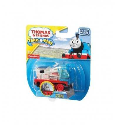 Stanley thomas single vehicle T0929/CDY30 Mattel- Futurartshop.com
