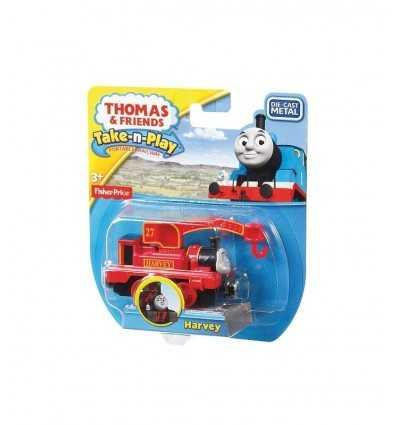 Harvey veicolo singolo di thomas T0929/CCK01 Mattel-Futurartshop.com