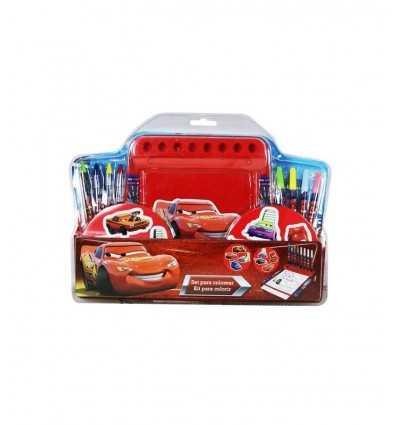 set colori cars DIS-AS2164 Grandi giochi-Futurartshop.com