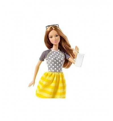 Barbie & Freunde Sommer Fashionista BCN36/CFG16 Mattel- Futurartshop.com