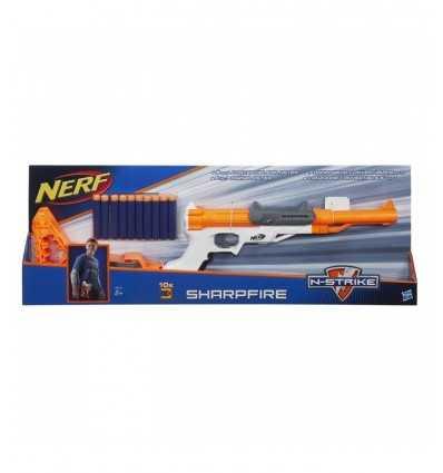 NERF n-Strike Blaster sharpfire A9315EU40 Hasbro- Futurartshop.com