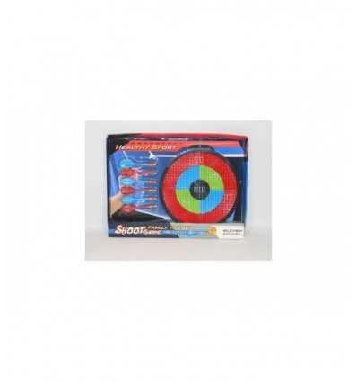 säkra mål med 6 dart 397658 Grandi giochi- Futurartshop.com