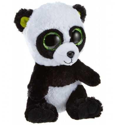 Gorro de oso panda de peluche boos 15 cm TY-T36005 Grandi giochi- Futurartshop.com