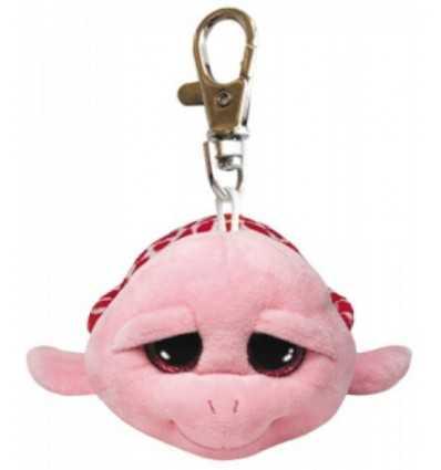 Beanie boos Shellby Schildkröte keychain 36590 - Futurartshop.com