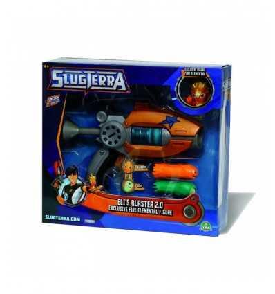 Slugterra blaster Eli con 2 proiettili più personaggio GPZ87957 Gig-Futurartshop.com
