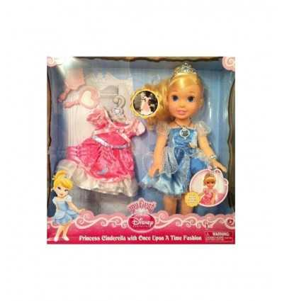 junge Prinzessin Cinderella Puppe mit Schmuck und Kleidung HDG75416/CEN Giochi Preziosi- Futurartshop.com