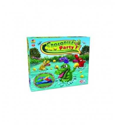 Krokodyl społeczeństwa strona gry 01648 Editrice Giochi- Futurartshop.com